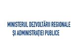 Ministerul Dezvoltarii Regionale şi Administraţiei Publice